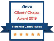 Avvo Client's Choice Award 2019